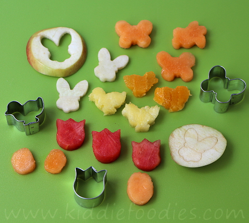 Fruits basket - Kiddie Foodies How To Cut A Watermelon Basket