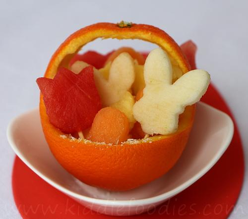 Fruit basket step3