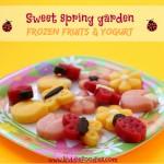 Sweet spring garden