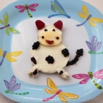 Milka, the laughing cow