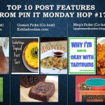 TOP 10 Posts from Pin It Monday Hop#17
