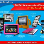 Kid-Friendly Tablet Accessories Giveaway with a FREE eBook