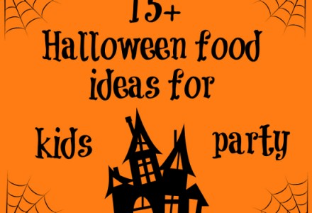 15 Halloween Food ideas for kids party