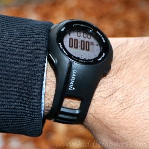 Trip to 3M - Garmin Forerunner 210 sport watch
