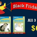 Black Friday Deal: 3 Beatrix Potter Titles For $0.99