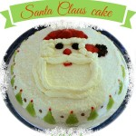 Santa Claus cake – Christmas cake decoration ideas