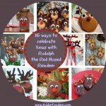 16 ways to celebrate Xmas with Rudolph the Red Nosed Reindeer
