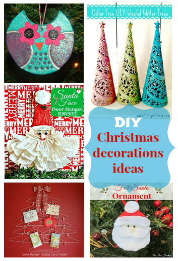 DIY Christmas decorations ideas, Foodies and Crafties Soiree #4 features1