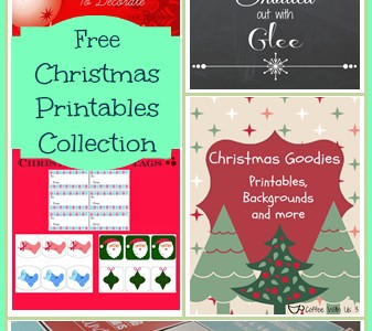 Free Christmas Printables Collection