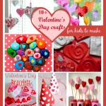 10+ Valentine's Day crafts for kids to make