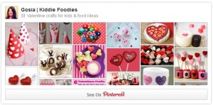 Valentines Day crafts for kids - Pinterest