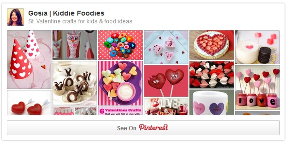 Valentine's Day crafts for kids - Pinterest