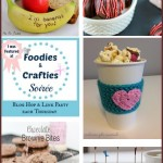 Foodies & Crafties Soirée – Blog Hop & Link Party #14