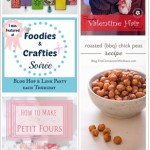 Foodies & Crafties Soirée – Blog Hop & Link Party #15