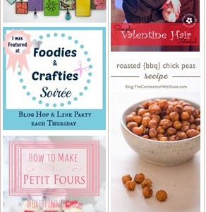 Foodies and Crafties Soiree #14 features