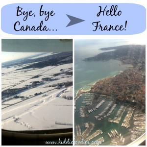 From Canada to France