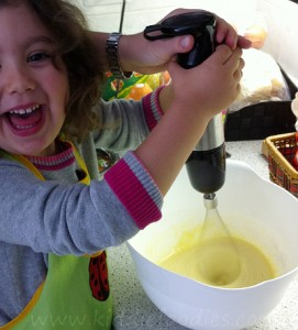 How to feed picky eaters - Mom's tips and tricks - kids in the kitchen