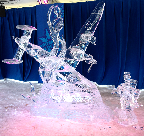 Winterlude Ottawa 2014 ice sculpture2