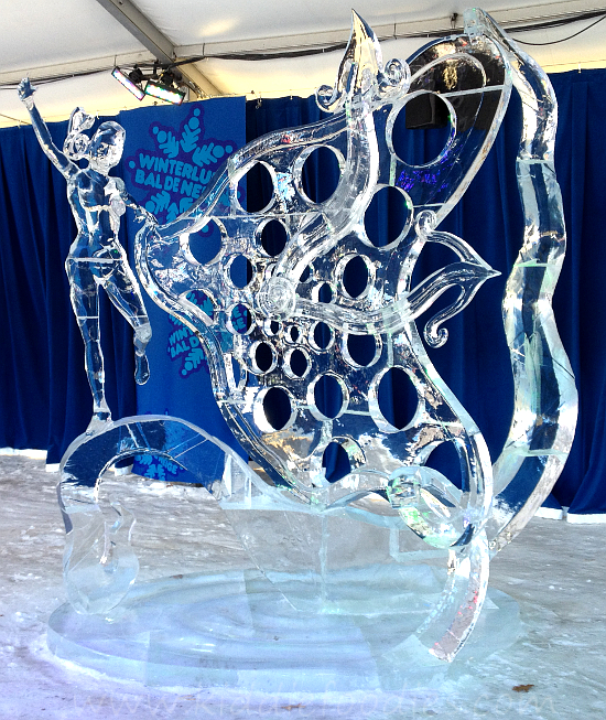 Winterlude Ottawa 2014 ice sculpture3