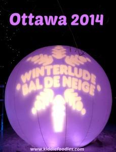 Winterlude Ottawa 2014
