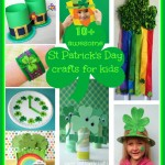 10+ awesome St Patrick's Day crafts for kids