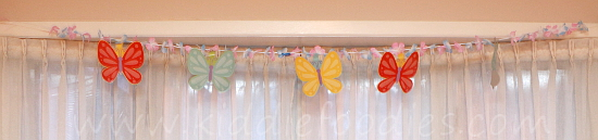 Butterfly birthday - decoration ideas1