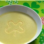 Cream of asparagus soup – easy recipe for St Patrick's Day