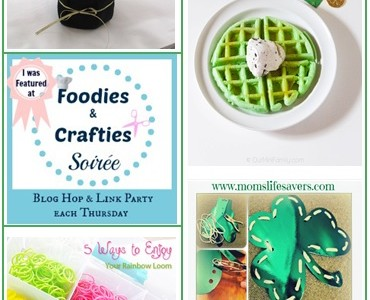 Foodies and Crafties Soiree #15 features