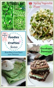 Foodies and Crafties Soiree #16 features