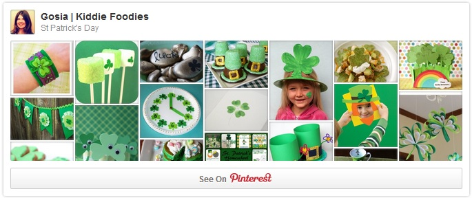 St Patrick's Day ideas Pinterest board