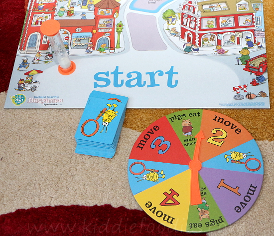 Great family board games - Richard Scarry's Busytown Eye Found It!  - 3