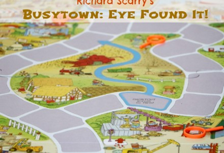Great family board games - Richard Scarry's Busytown Eye Found It!