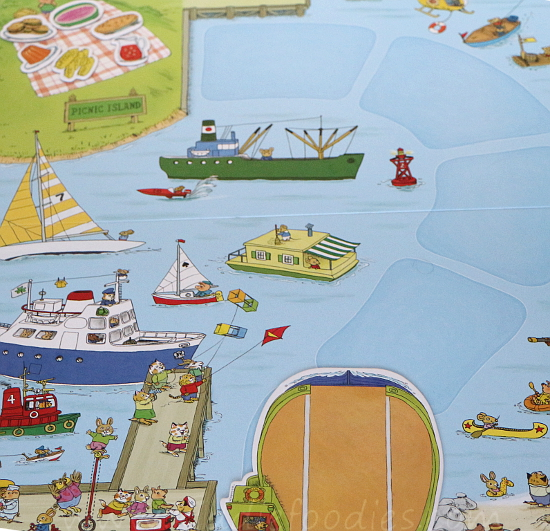 Great family board games - Richard Scarry's Busytown Eye Found It!  - 6