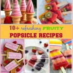 10+ refreshing fruity popsicle recipes
