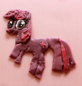My Little Pony birthday cake - Twilight Sparkle