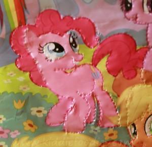 My Little Pony birthday cake - how to make a pony1