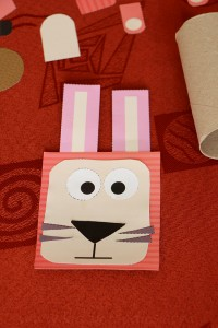 Toilet paper roll animal crafts step2