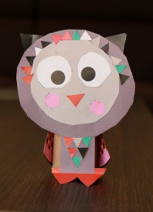 Toilet paper roll animal crafts step6
