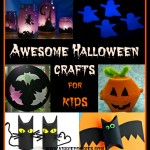 Awesome Halloween crafts for kids