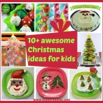 10+ awesome Christmas ideas for kids