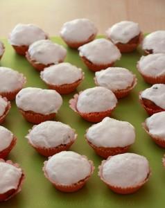 Xmas tree muffins step1c